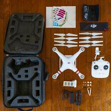 DJI Phantom 3 Standard Quadcopter Camera Drone - MOTORS AREN'T WORKING