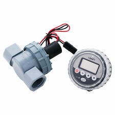 Orbit 4 Station Irrigation Controller Battery Operated Solenoid Valve 25mm