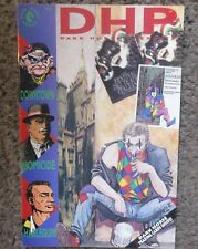 D.H.P. DARK HORSE PRESENTS NO.48 FEB.1991 VF+8.5 W/TRADING CARDS OUT OF PRINT