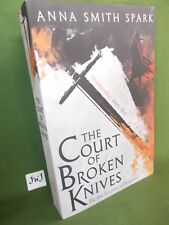 The Court of Broken Knives 1 by Anna Smith Spark 9780008204181