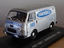 IXO ALTAYA DOMENICHELLI FIAT 1100 T 1965 VAN MODEL HF090 1:43