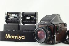 【UNUSED】Mamiya M645 1000S Lizard Limited Medium Format +  80mm Lens from JAPAN