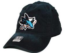 San Jose Sharks EK53Z NHL Stretch Fit Relaxed Fit Hockey Cap Hat