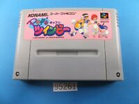 POP'N TWINBEE SNES Nintendo Super Famicom SFC Used From Japan 95261