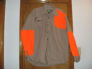 Men's Cabela's 2006 Pheasant Classic LH Shooting Shirt 2XL
