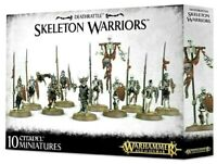 >> Deathrattle SKELETON WARRIORS Warhammer Age of Sigmar AoS NIB!