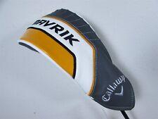 New listing Callaway Golf MAVRIK 15* 3 Wood Regular Flex EvenFlow Riptide 60 Graphite Shaft