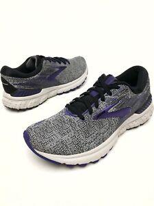 $ Brooks Adrenaline GTS 19 Women's Running Shoes 9 Eu40.5 Purple/Black Athletic