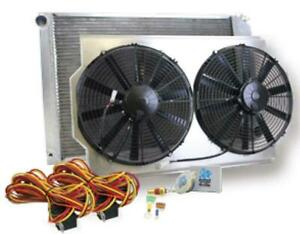 Griffin Aluminum Radiator & Electric Fans Firebird CU-00019