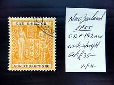 NEW ZEALAND 1955 - 1/3 Arms As Described Fine/Used NEW LOWER PRICE FP4764