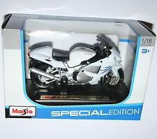 Maisto-SUZUKI GSX 1300R Moto-Escala Modelo 1:18