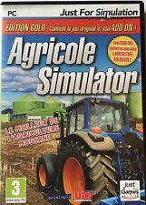 Agricola Simulatore Con Add On Pc