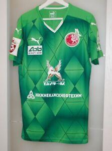 Match worn shirt Rubin Kazan Russia Zenit Rotor Orenburg size M