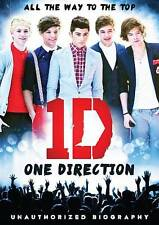 One Direction: All The Way To The Top DVD