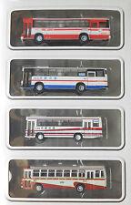 1/150 N scale TOMYTEC Keihan Kyoto Kotsu Original Bus X 4