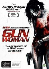 Gun Woman (DVD, 2014) - Region 4