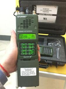 TCA AN/PRC-152A(MULTIBAND) GPS Version MBITR FM Aluminum Handheld Radio VHF UHF