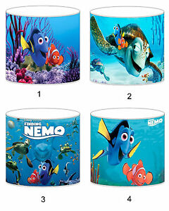 Finding Nemo Dory Childrens Lampshades Ceiling Light Table Lamp Bedding Curtains