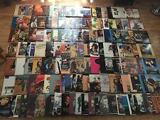 130 Laser Discs Disc Bulk Lot Movie Show Film Free Ship Within Canada