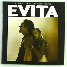 CD-VARIOUS-Evita-Music from the Motion Picture-a4564