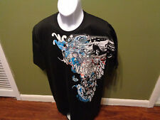 Valvoline Motor Oil RACING T Shirt SIZE ADULT XL