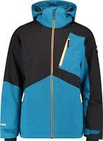 O'Neill Aplite Snowboard Jacket Mens Sz L Seaport Blue