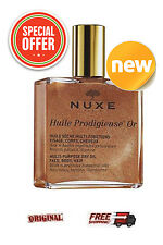 Nuxe Huile Prodigieuse *OR shimmering particles* Dry Oil *FACE-BODY-HAIR* 50ml