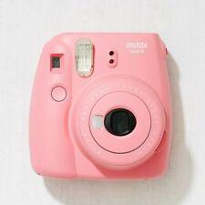 Fujifilm Instax Mini 9 Instant Film Camera - Flamingo Pink