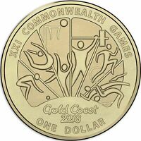 2018 Australia Commemorative $1 One Dollar coin UNC type C