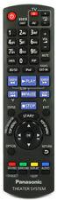 Genuine PANASONIC N2QAKB000090 Home Theatre System Remote For SC-BTT350
