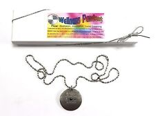 """Wellness Pendant """"Flow"""" for Meditation, Inspiration, and Lucid Dreaming"""