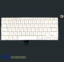 NEW Keyboard White MacBook 13 Unibody A1342 MC207LL/A...