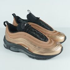 Nike Air Max 97 Metallic Red Bronze/Oil Grey CT1176-900 Women's Size 6.5