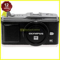 Olympus Pen E-P1 body silver Fotocamera digitale Mirrorless Micro 4/3 MFT