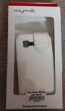 SAMSUNG GALAXY POCKET NEO FLIP CASE WHITE NEW IN PACKAGING