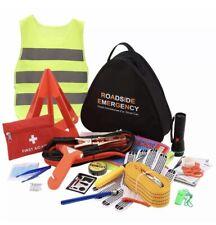 Roadside Emergency Kit Auto Set Car Tool Bag Vehicle Safety Kit USA*