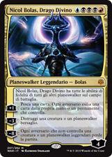 MTG NICOL BOLAS, DRAGON-GOD - NICOL BOLAS, DRAGO DIVINO - WAR - MAGIC