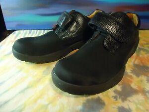 Dr. Comfort - Men's 10.5M - Brian - Casual Diabetic Shoes - Black