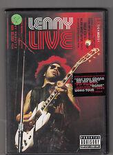 LENNY KRAVITZ - lenny live DVD