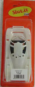 Slot It SICS08B Lancia LC2-84 Body With Interior 1:32 Slot Car Part