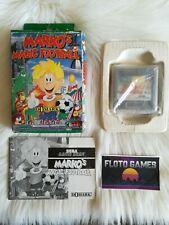 Jeu Marko's Magic Football pour Sega Game Gear PAL Complet CIB - Floto Games