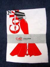 NOS DIET COKE T SHIRT V Neck Young Designer Challenge Coca Cola New Size LARGE