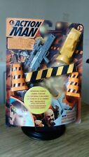 ACTION MAN DRILLER KIT BOXED SEALED UNUSED HASBRO YR 1999 3YRS/ADULTS(499)