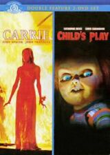 Carrie / Child's Play - Double Feature (DVD)