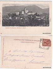 # NOZZANO: ILCASTELLO - dintorni di Lucca   1904