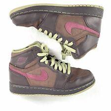 Nike Air Jordan 1 One I Retro HI (GS) Big Kids 332558-201 Sz 7Y