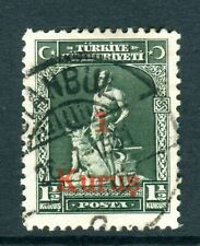Turkey 1931. 1k on 1.5k Surcharge used. Sg 1121