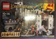 Large Lord Of The Rings LEGO 9474 The Battle For Helms Deep Brand New Sealed