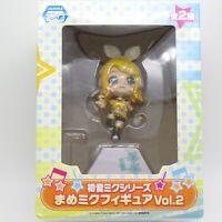 Vocaloid Kagamine Rin Mame Miku Figure Vol.2 Sega Prize