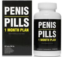 Treatment of 1 Month Pills Increase Size of the Penis Tablets Stimulant